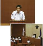 福岡県議会での質問